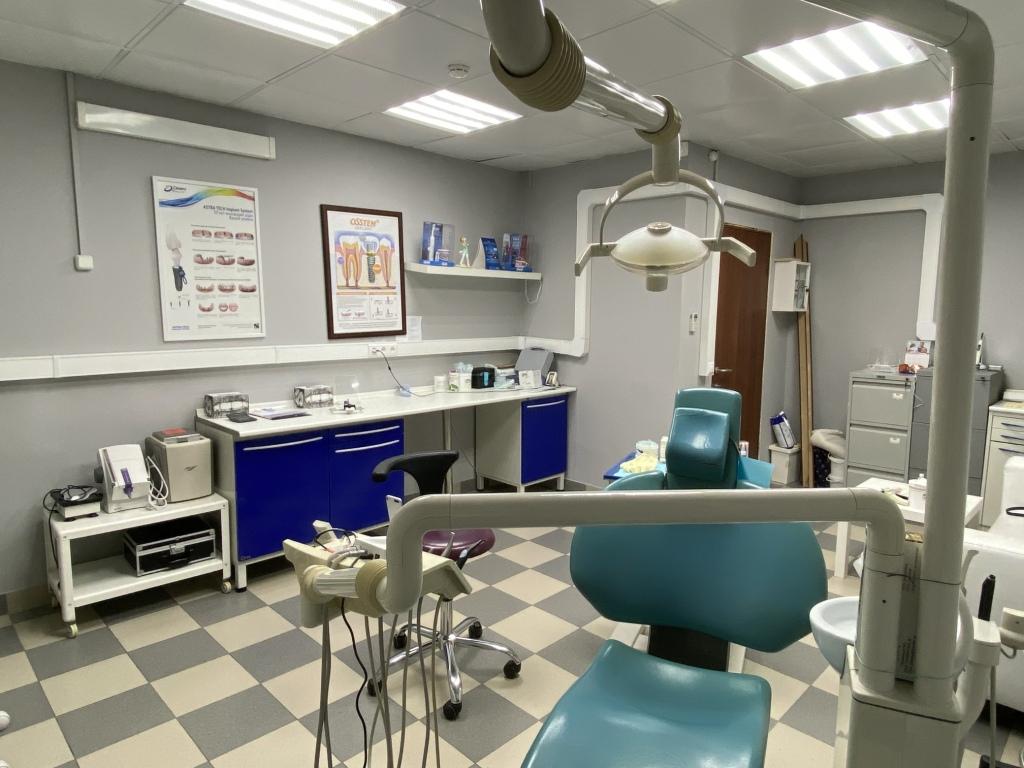 Кабинет в клинике Дента