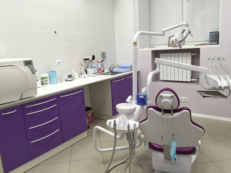 Кабинет стоматологической клиники ДЕНТА по адресу ул. Инженерная