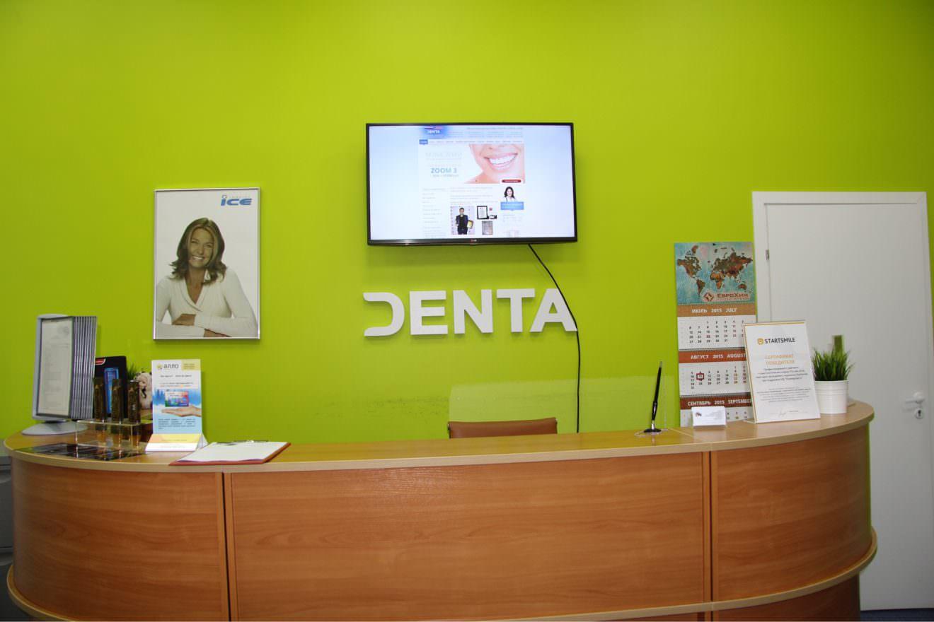 Сеть клиник Дента