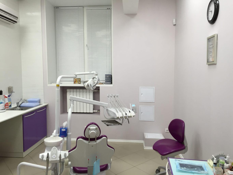 Рабочий кабинет стоматологической клиники ДЕНТА по адресу ул. Инженерная