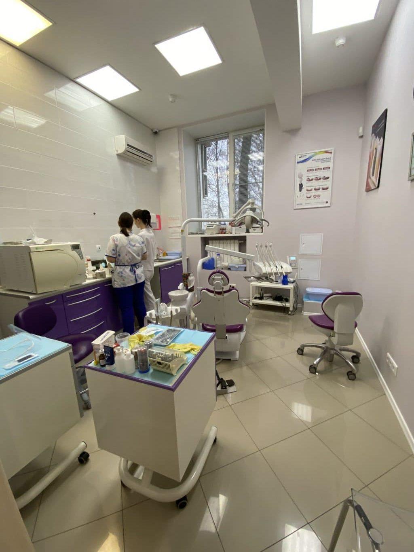 Консультация врача стоматологической клиники ДЕНТА по адресу ул. Инженерная