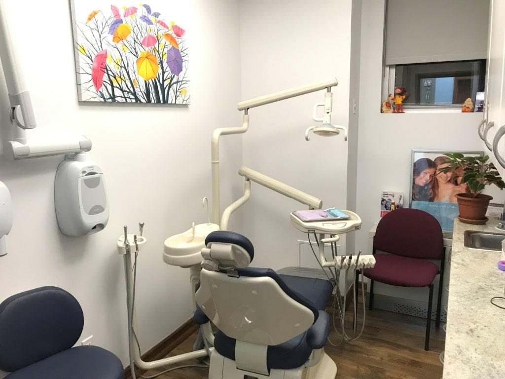 Рабочий кабинет в стоматологической клинике Дента по адресу ул. Егора Абакумова д. 10 к. 1