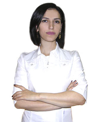 Овсепян Лариса Вазгеновна